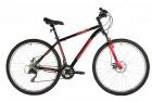 Велосипед 29' хардтейл FOXX AZTEC D диск, красный, 22' 29SHD.AZTECD.22RD1