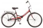 Велосипед 24' складной STELS PILOT-710 красный 16' Z010 LU070364