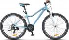 Велосипед 26' рама женская, алюминий STELS MISS-6000 V голубой, 18 ск., 17' (19)