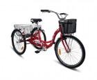 Велосипед 26' рама алюминий STELS ENERGY-I красный/белый, 1ск.