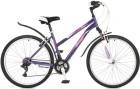 Велосипед STINGER 26', рама женская, LATINA фиолетовый, 17' 26 SHV.LATINA.17 VT8