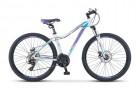 Велосипед 27,5' рама женская, алюминий STELS MISS-7500 MD белый 2019, 16'