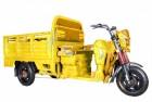 Электротележка грузовая (трицикл) RUTRIKE Антей-У 1500 60V1000W Желтый-1962