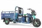 Электротележка грузовая (трицикл) RUTRIKE Гибрид 1500 60V1000W Синий-1967