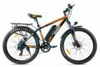 Электровелосипед 2-х колесный (велогибрид) Eltreco XT 750 orange-1919