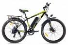Электровелосипед 2-х колесный (велогибрид) Eltreco XT 750 yellow-1920