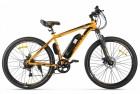 Электровелосипед 2-х колесный (велогибрид) Eltreco XT 600 Оранжево-черный-2127