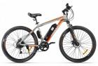 Электровелосипед 2-х колесный (велогибрид) Eltreco XT 600 Серо-оранжевый-2128