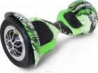 Гироскутер HOVERBOT 10' до 14 км/ч/до 25 км, C-1 Light-green multicolor, самобаланс, заряд 120 мин.