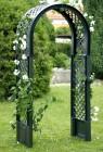 Арка садовая Лекс с штырями для установки, зеленая 37903 (17-З)